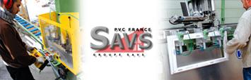 SAVS PVC France, concepteur de Menuiseries